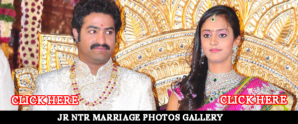 jr ntr marriage photos gallery