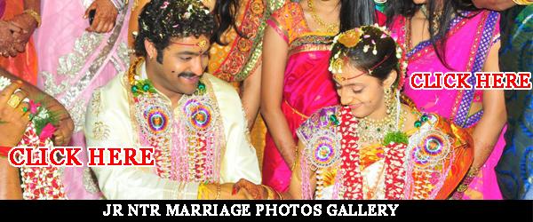 jr ntr marriage photos gallery