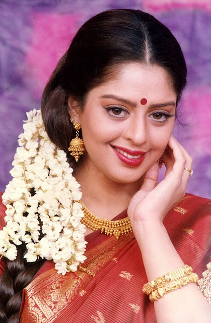 Popular South Indian actress Nagma sister of Tollywood actress Jyotika
